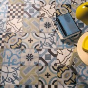 What are Encaustic Tiles?