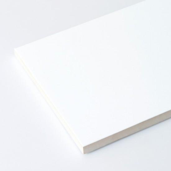 Bianco Lucidio White Gloss 100 X 600 Tile Depot