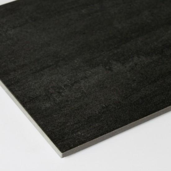 Kaleido Nero Antislip Floor Tile 600 X 600 Tile Depot