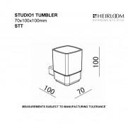 Studio 1 Tumbler