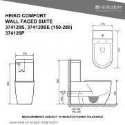 HEIKO COMFORT SUITE 374120P