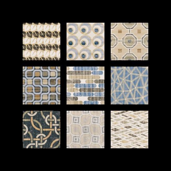 Cementina Evo Mix Floor Tile 200 X 200 Tile Depot