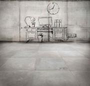 Abstract Grey 600 x 600