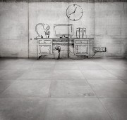 Abstract Grey 300 x 600