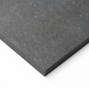 2cm Mineral Nero Paver 600 X 600