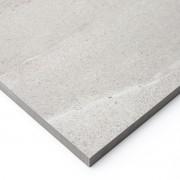 2CM SANDSTONE WHITE PORCELAIN PAVER 600 X 600