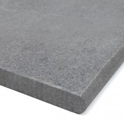 2cm Bluestone 'Cat Paw' Bull Nose 300 x 600