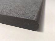 2cm Sandstone Grey Bull Nose 300 x 600