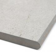 2cm Sandstone White Bull Nosing 300 x 600