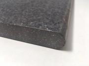 2cm Basalt Bull Nosing 300 x 600