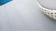 Brick Text White 90 X 300