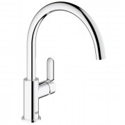 Grohe Bauedge Kitchen Mixer Chrome 3145000