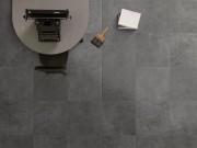 Chicago Dark Grey Lappato 450 x 450