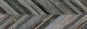 Artwood Blackblue Chevron A 200 x 1200