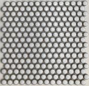 Mosaix Penny Round Snow 290 X 294