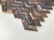 Mosaix Copper Vee 288 X 300