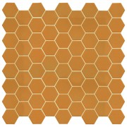 Beton Still Yellow Corn Hex Mosaic 316 x 316