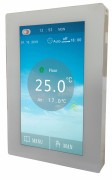 WARMFLOOR COLOUR TOUCH THERMOSTAT - WHITE TH04