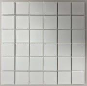 Terra Bright White Mosaic 306 x 306