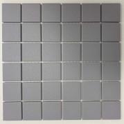 Terra Flint Grey Mosaic 306 x 306