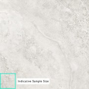 Cross Cut White Antilslip 600 x 600