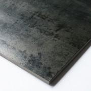 Metal Stone Silver Floor Tile 600x600
