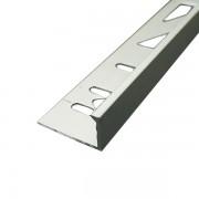 Matt Silver L-Angle Trim 18mm x 2.5m