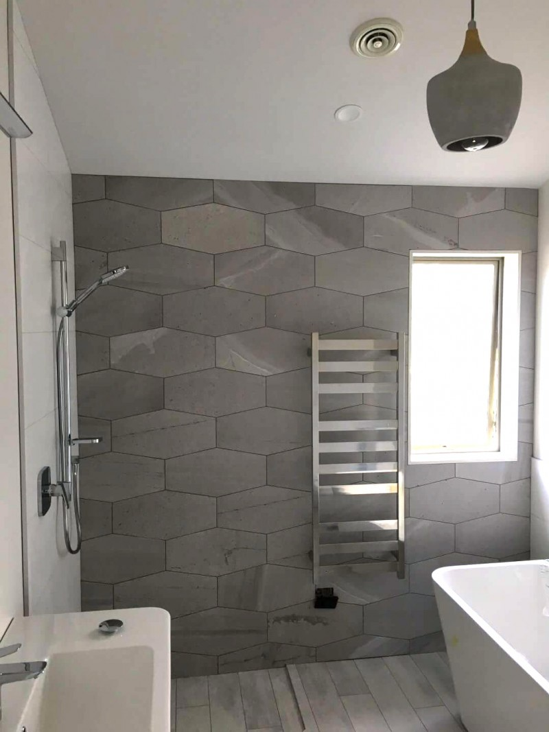 Bathrooms the tile depot for Bathroom design tauranga