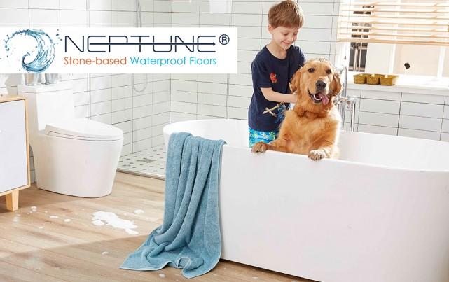 Neptune SPC Flooring