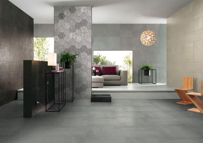 Riverstone the tile depot for Warmer bodenbelag wohnzimmer