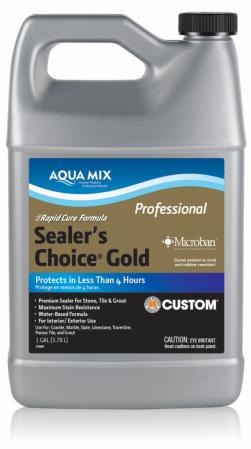 aqua mix penetrating sealer application instructions