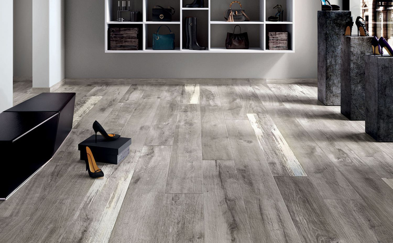 Let Woodgrain Porcelain Tiles Work For Your Home The