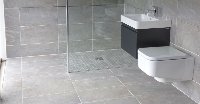 Wet Room Bathroom | Wet Room Bathrooms Do It The Tile Depot