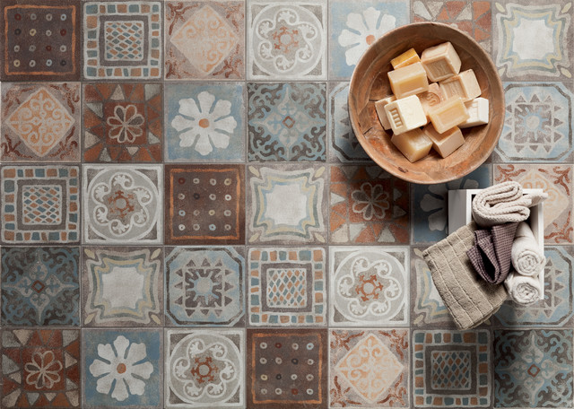 What are Encaustic Tiles? | The Tile Depot